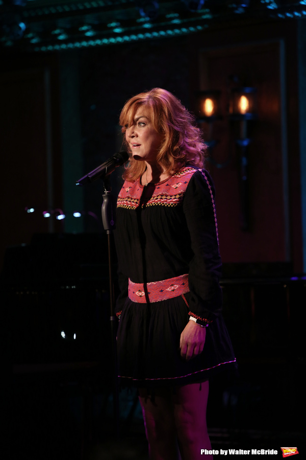 Photo Coverage: Andrea McArdle Previews New Show at Feinstein's/54 Below!