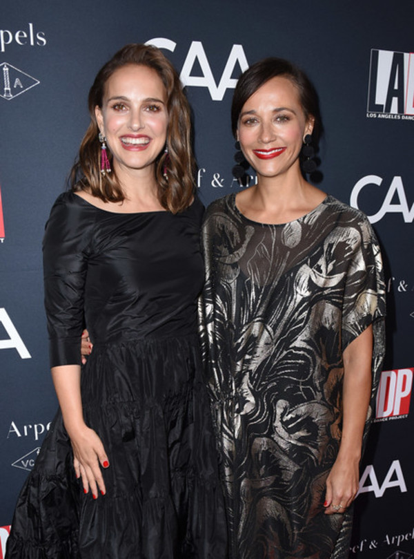 Natalie Portman and Rashida Jones