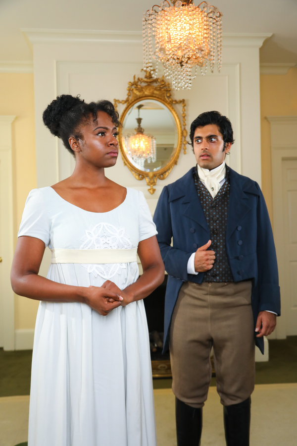 Photo Flash: PlayMakers Repertory Company presents SENSE AND SENSIBILITY