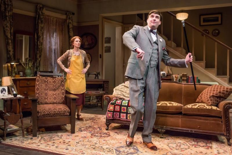 BWW Review: Peccadillo Revisits George Kelly's 1924 Smash, THE SHOW-OFF