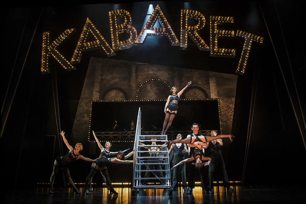 Photo Flash First Look At Uk Tour Of Cabaret Starring