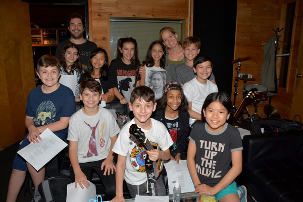 From the Cast of School of Rock-Justin Collette, Becky Gulsvig, Michael Cascetta, Cory Logan, Gabrielle Greene, Ellie Kin, Ruth Right, Sophia Kekllas, Olivia Chun, John Allyn, Levi Buksbazen, Zachary Zwelling, Rachel Katzke