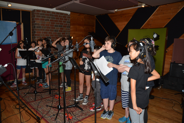 From the Cast of School of Rock-Michael Cascetta, Cory Logan, Gabrielle Greene, Ellie Kin, Ruth Right, Sophia Kekllas, Olivia Chun, John Allyn, Levi Buksbazen, Zachary Zwelling, Rachel Katzke and Walden Sullivan