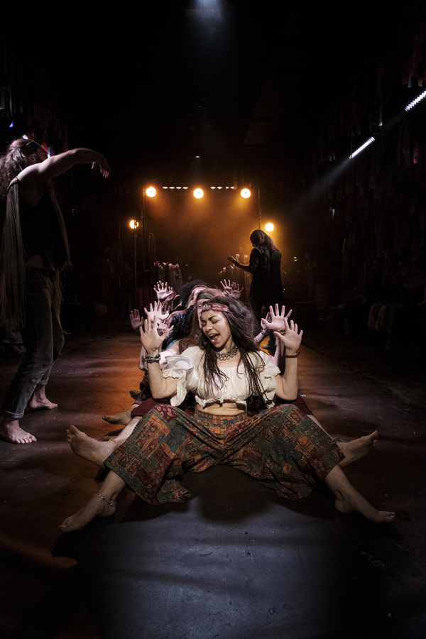 Photo Flash: First Look at 50th Anniversary, Immersive HAIR at The Vaults