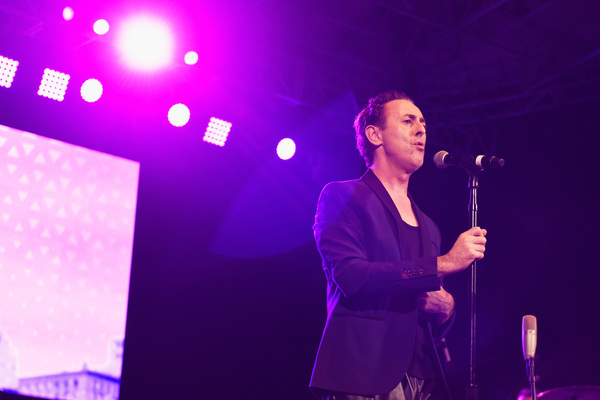 Photo Flash: Alan Cumming, Darren Criss, Lea Michele & More Take the Stage at Elsie Fest