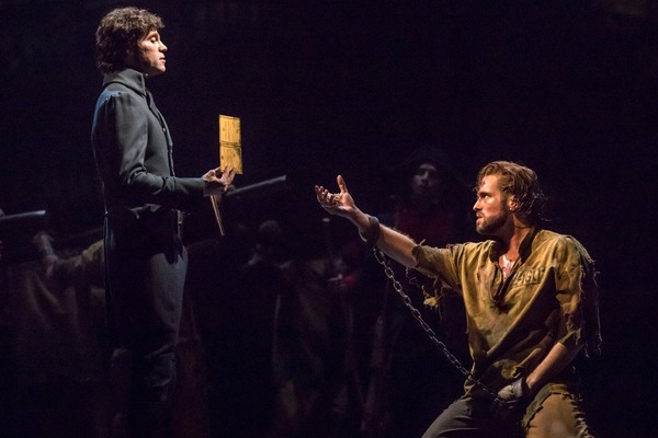 Photo Flash: Get A First Look At The New LES MISERABLES US Tour!