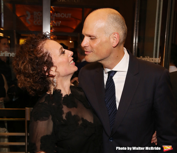 Photo Coverage: On the Opening Night Red Carpet for TIME AND THE CONWAYS!