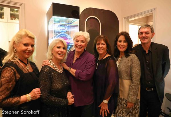 Christina Rose, Jamie deRoy, Betty Buckley, Paula Kaminsky Davis, Catherine Adler, Christian Jacob,