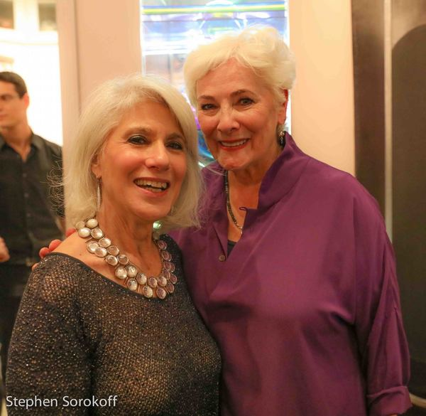 Photo Coverage: Betty Buckley Sings for Primary Stages