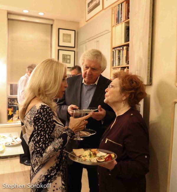 Eda Sorokoff, David Bates, Anita Gillette Photo