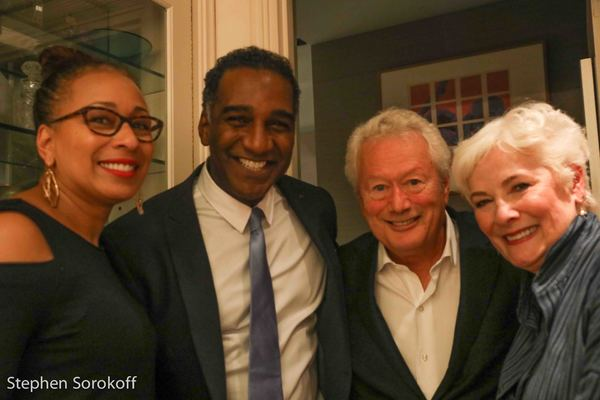 Tamara Tunie, Norm Lewis, Stephen Sorokoff, Betty Buckley