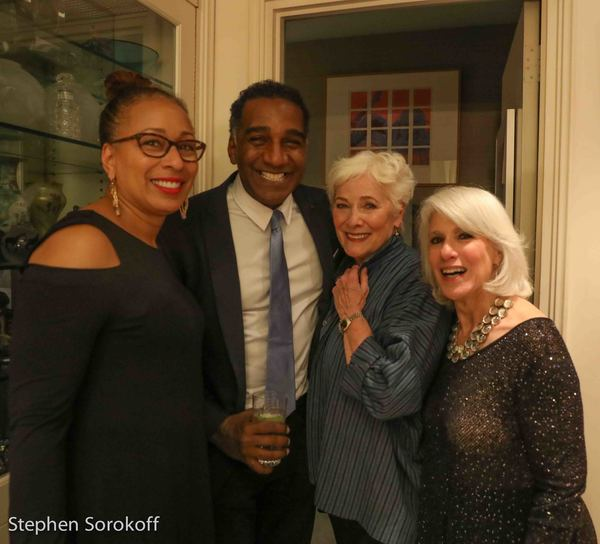 Tamara Tunie, Norm Lewis, Betty Buckley, Jamie deRoy