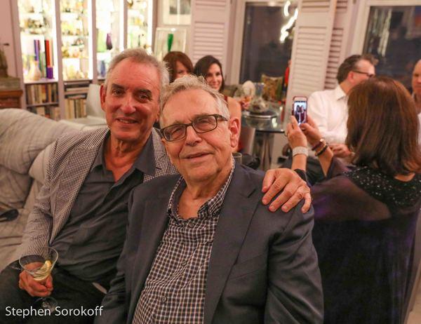 Lee Tannen & Richard Maltby Jr. Photo