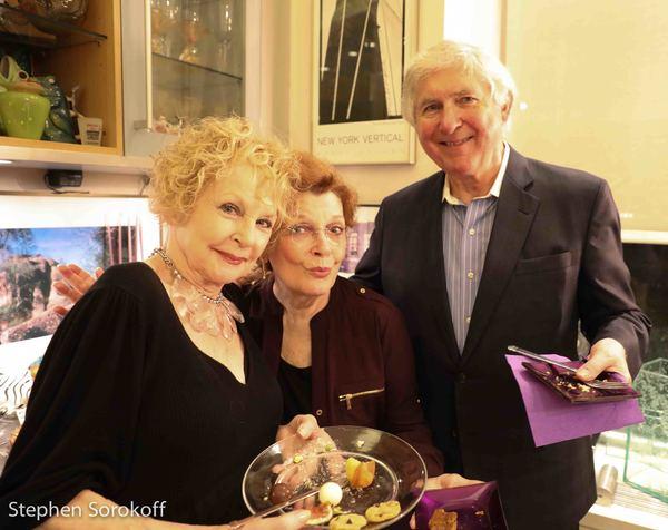 Penny Fuller, Anita Gillette, David Bates Photo