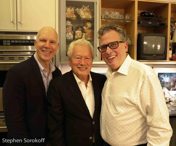 David Zippel, Stephen Sorokoff, Billy Stritch