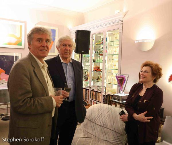 Casey Childs, David Bates, Anita Gillette Photo