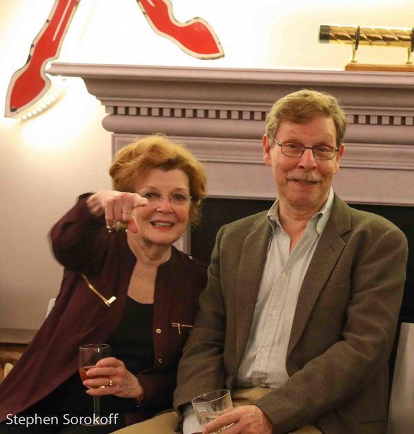 Anita Gillette & Barry Kleinbort