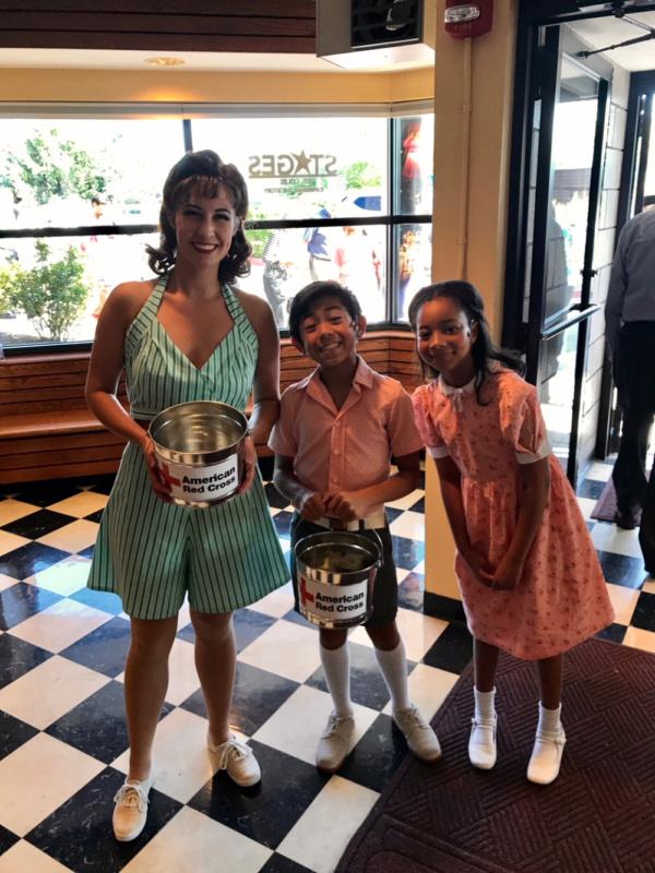 Julia Johanos, Spencer Jones, and Elle Wesley Photo