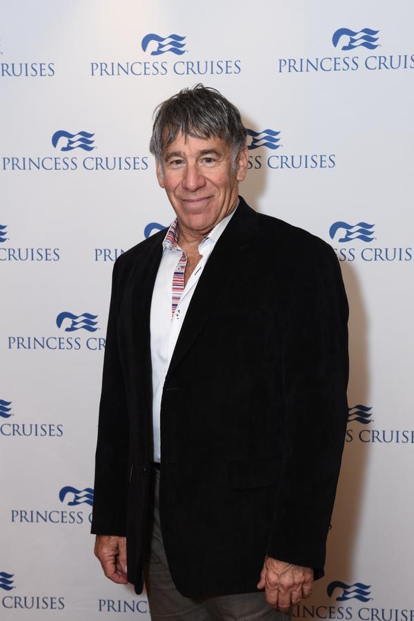 Photos: Princess Cruises Celebrates BORN TO DANCE Premiere with Stephen Schwartz