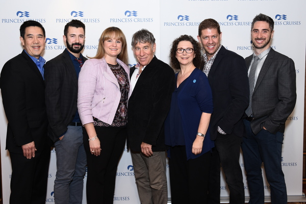 Gordon Ho, Al Blackstone, Denise Saviss, Stephen Schwartz, Kerry Lovegrove