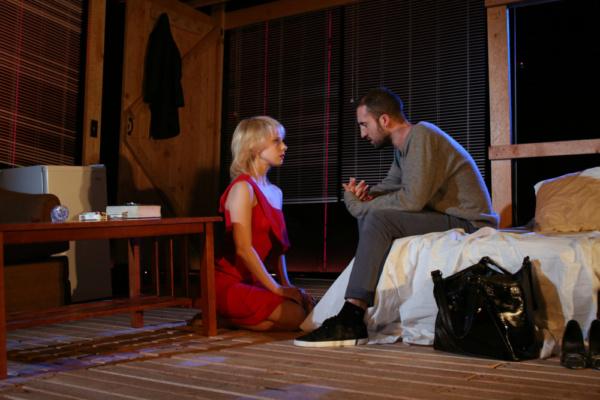 Christina Toth and Max Hunter
