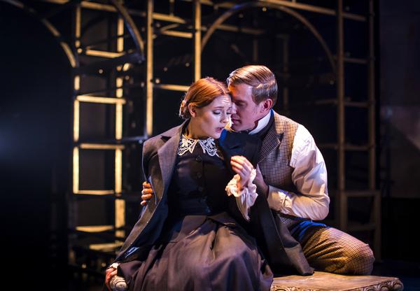 Cordelia Dewdney and Nathan Hosner