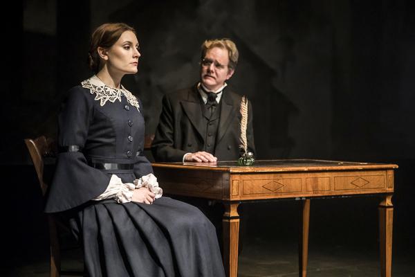 Cordelia Dewdney and Raymond Fox
