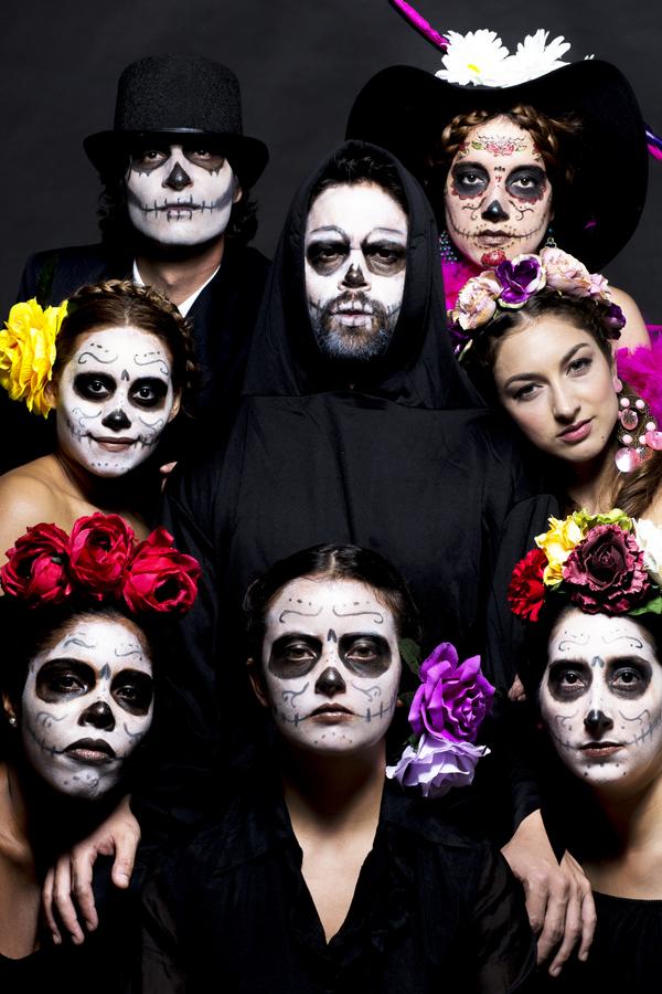 Arjuna Anand, Cesar Gutierrez, Martha Preve, Shamell Santana, Paloma de Vega, Luz Itu Photo
