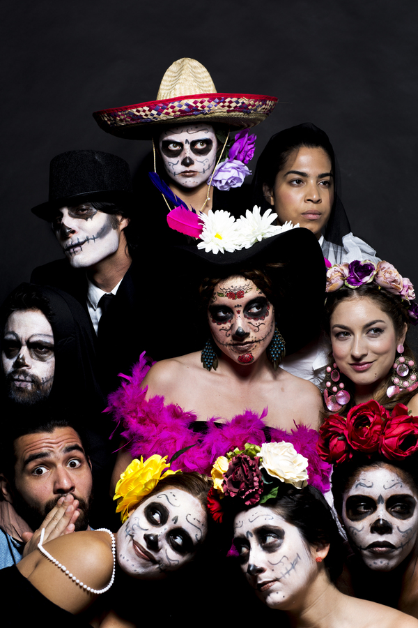 Juanita Mejia, Arjuna Anand, Mayelyn Perdomo, Cesar Gutierrez, Martha Preve, Paloma d Photo