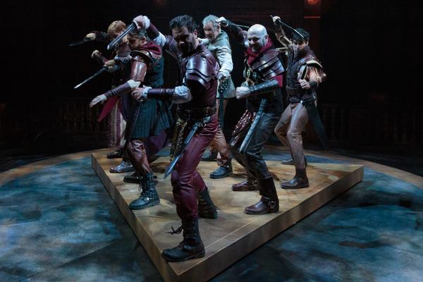 Photo Flash: First Look at ANTONY & CLEOPATRA at Folger Theatre