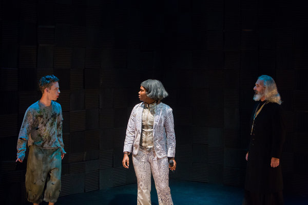 Photo Flash: First Look at Burning Coal Theatre Company's DARKSIDE