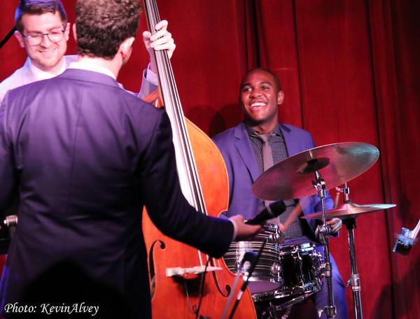Charlie Rosen, Santino Fontana, Bryan Carter Photo