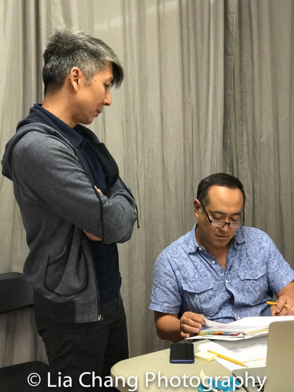 Jason Ma and  Alan Muraoka