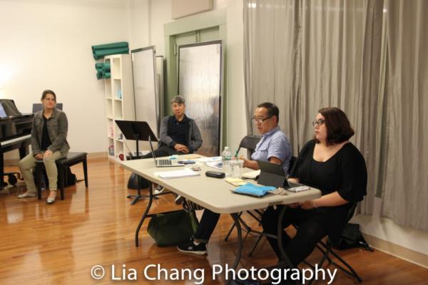 Kristen Lee Rosenfeld, Jason Ma,  Alan Muraoka and Christina Russo Photo