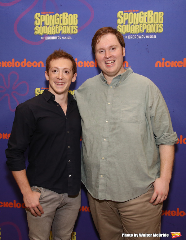 Photo Coverage: The SPONGEBOB SQUAREPANTS Casts Is Getting Into Character in Rehearsals for Broadway!