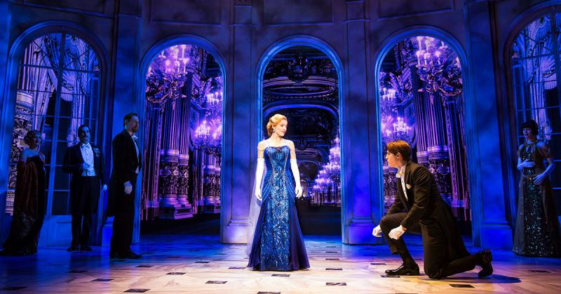 Experience the Magic and Romance of ANASTASIA Starting at $69 this Fall