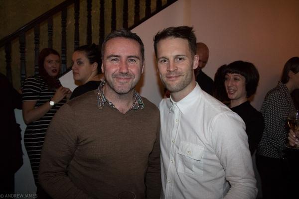 Scott Graham and Simon Pittman
