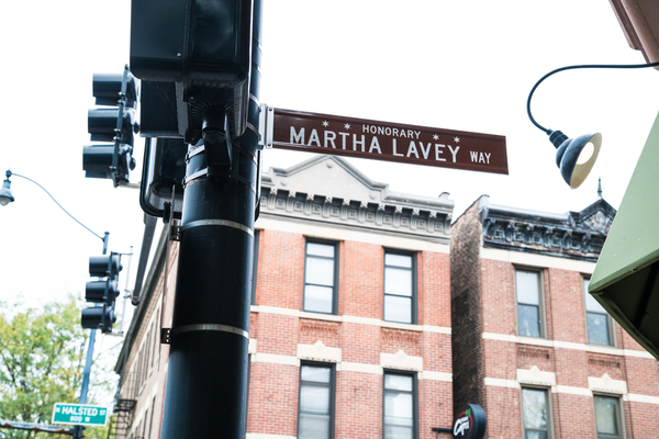 Photo Flash: Steppenwolf Pays Heartfelt Tribute to Martha Lavey
