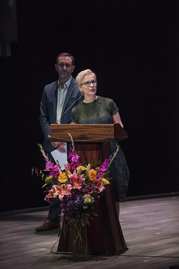 Anna D. Shapiro and David Schmitz