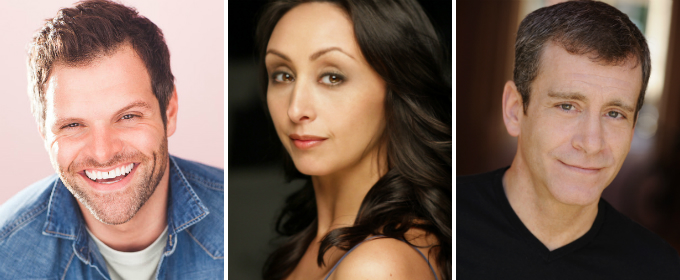 Cole Burden, Natascia Diaz, Bobby Smith and More Round Out CRAZY FOR YOU Cast at Signature Theatre
