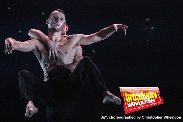 Photo Exclusive: BalletBoyz Brings FOURTEEN DAYS to Sadler's Wells