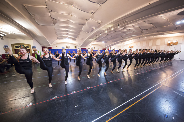 Photo Flash: The Rockettes Preview 'The Twelve Days of Christmas' from 2017 CHRISTMAS SPECTACULAR