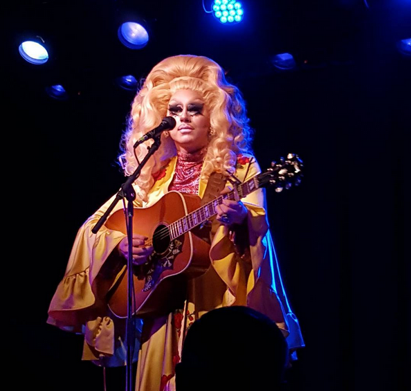 BWW Review: Trixie Mattel Balances MOVING PARTS Like a Pro at the Laurie Beechman