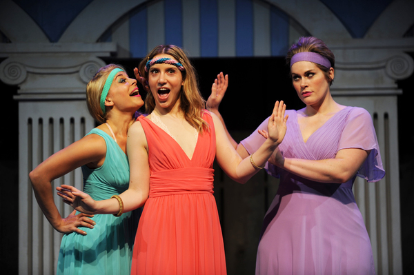 Photo Flash: It's Magic! Get a First Look at XANADU at Pittsburgh CLO