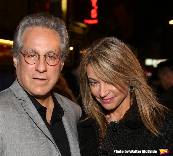 Max Weinberg and Becky Weinberg Photo