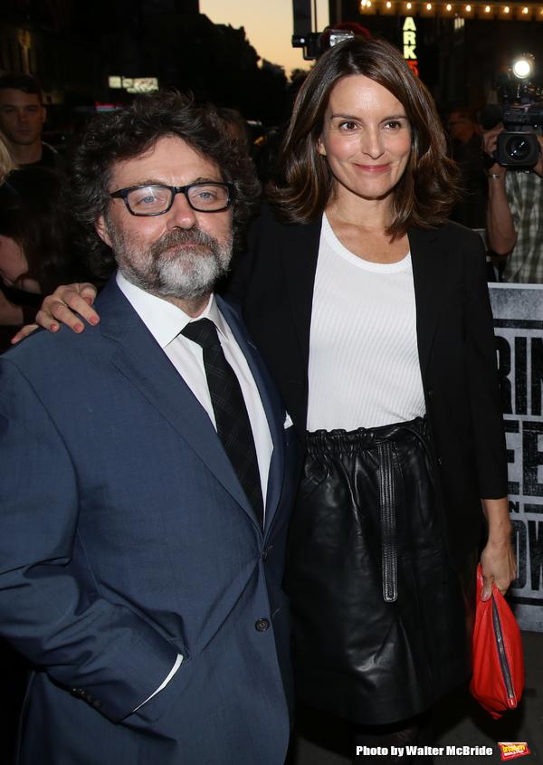 Jeff Richmond and Tina Fey