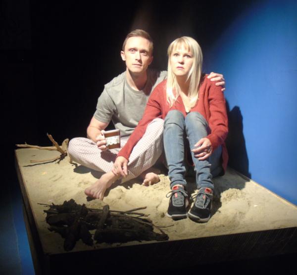 Joshua James Knightley and Meg Wallace  Photo