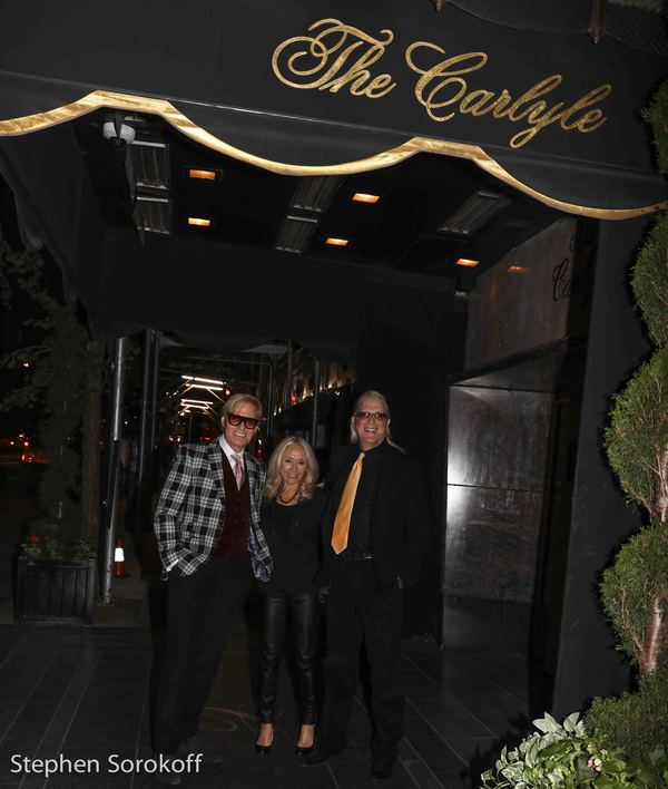 Photo Coverage: Rita Wilson Returns to Cafe Carlyle