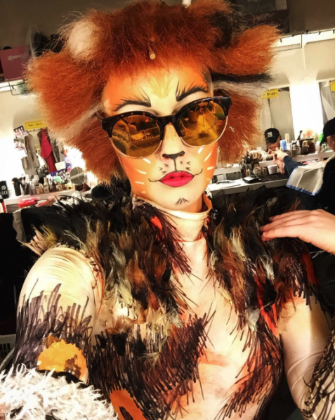 Broadwaysted Welcomes CATS' Tap Dancing Feline, Sarah Jenkins