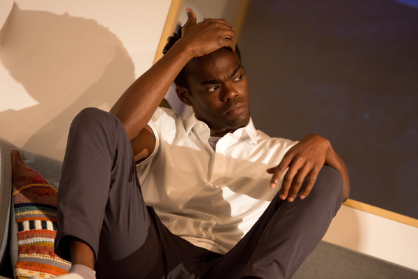 William Jackson Harper as Oliver Photo